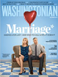 2012 Washingtonian cover