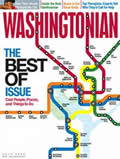 2009 Washingtonian cover